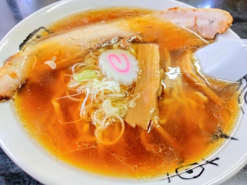 はせ川|福島県喜多方市|醤油ラーメン