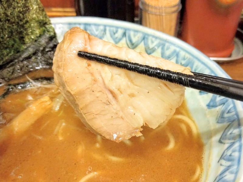 麺屋蕪村 チャーシュー1