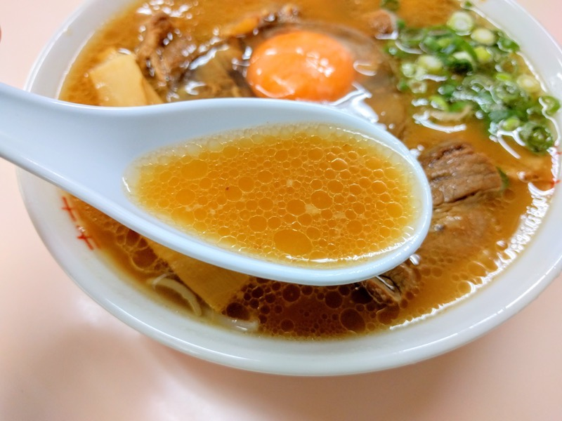 いのたに スープ