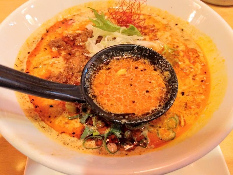 笑美寿亭 スープ