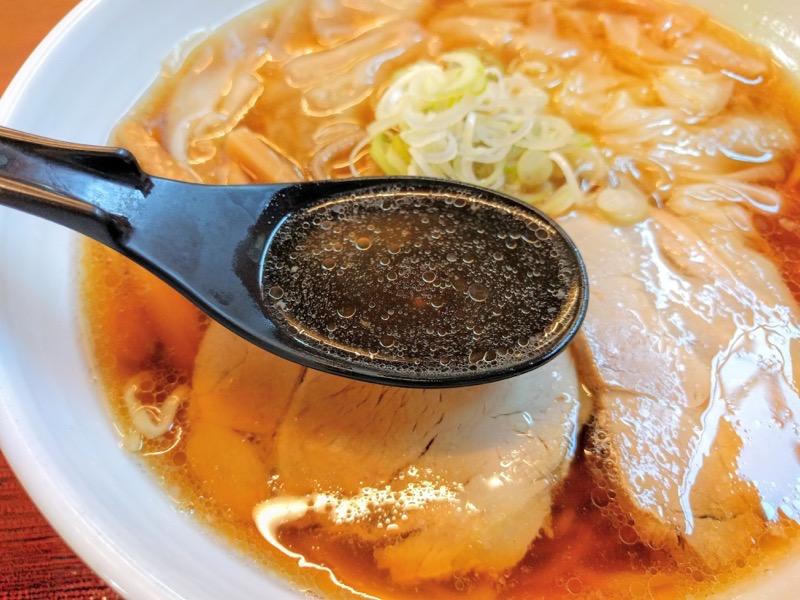 さらしな スープ