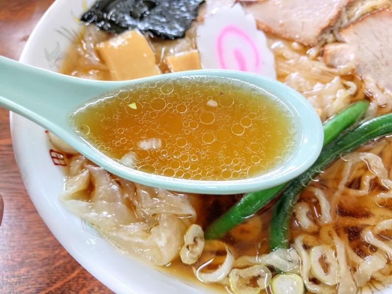 田中屋 スープ