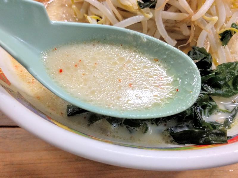 味の札幌浅利 スープ