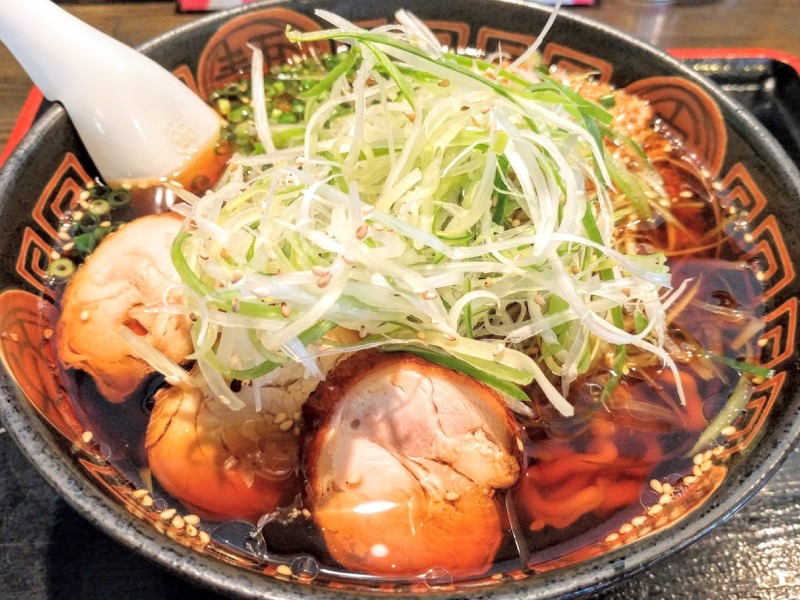麺辰 特製鶏中華