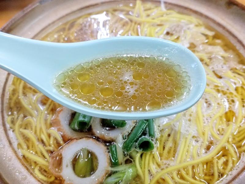 橋本食堂 スープ