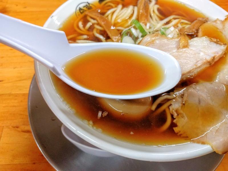 ひらこ屋 スープ