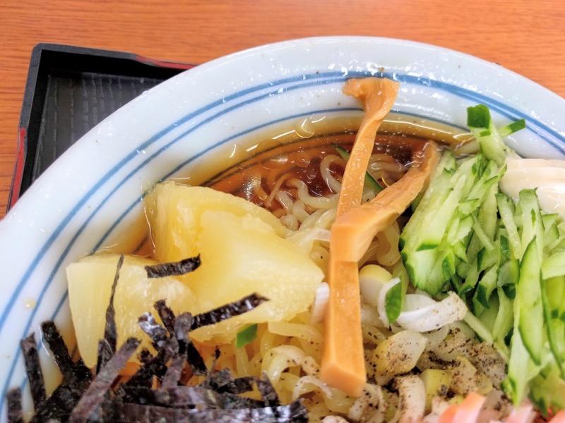 大沼食堂 スープ