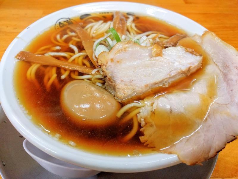 ひらこ屋|青森県青森市|煮干し中華そば