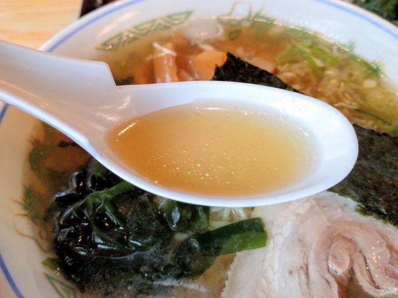 いさご食堂 スープ