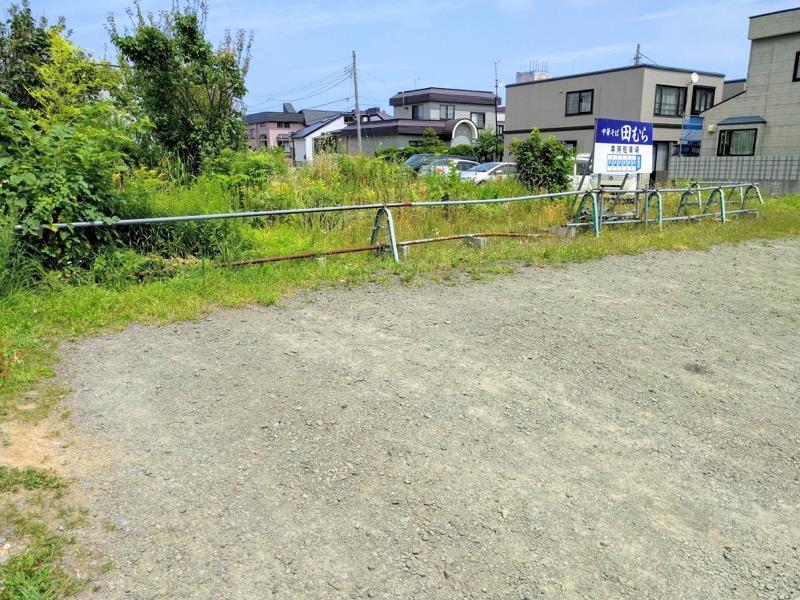 中華そば田村 駐車場