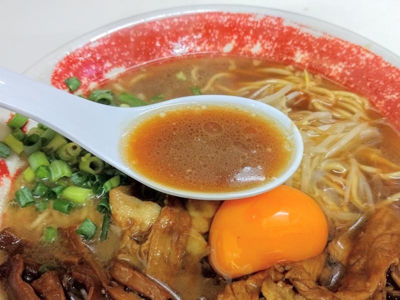 東大本店 スープ