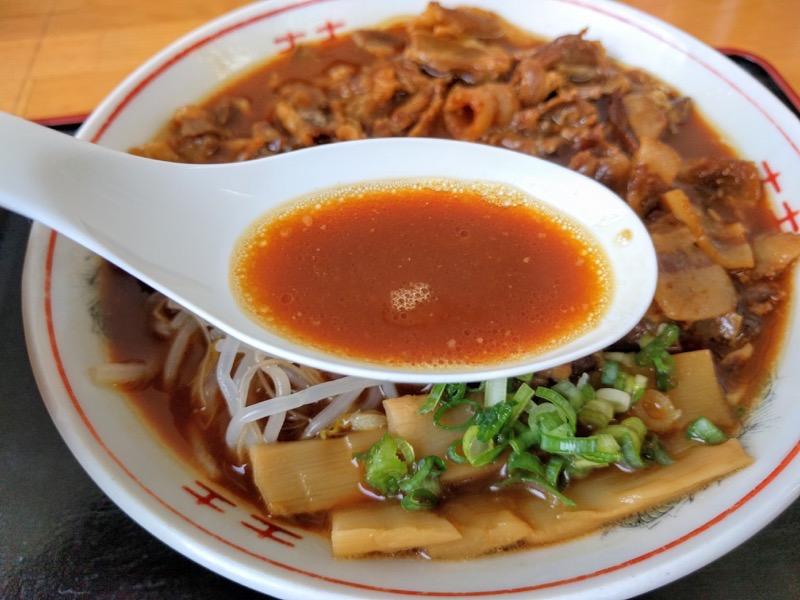 中華そば春陽軒 スープ