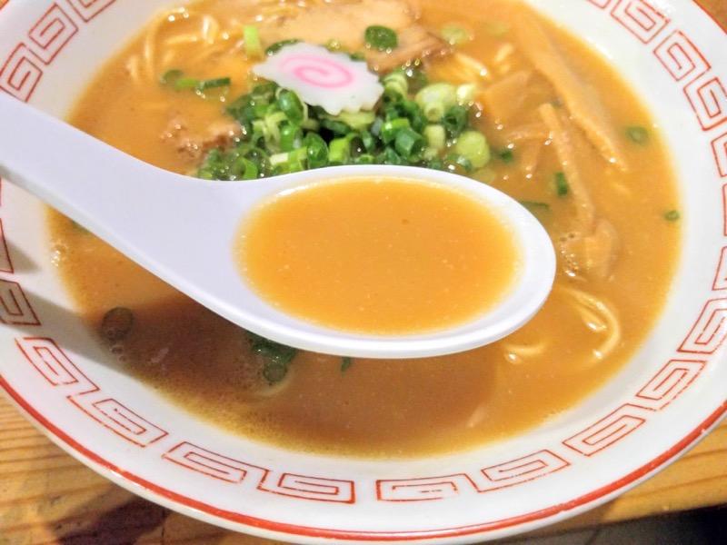 中華そば味 スープ