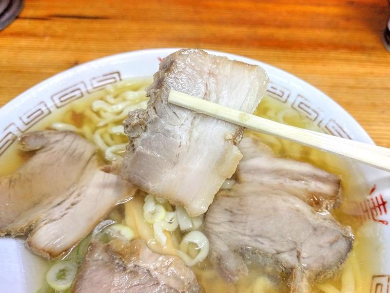 坂内食堂 チャーシュー