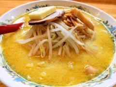 札幌館-味噌カレー牛乳ラーメン