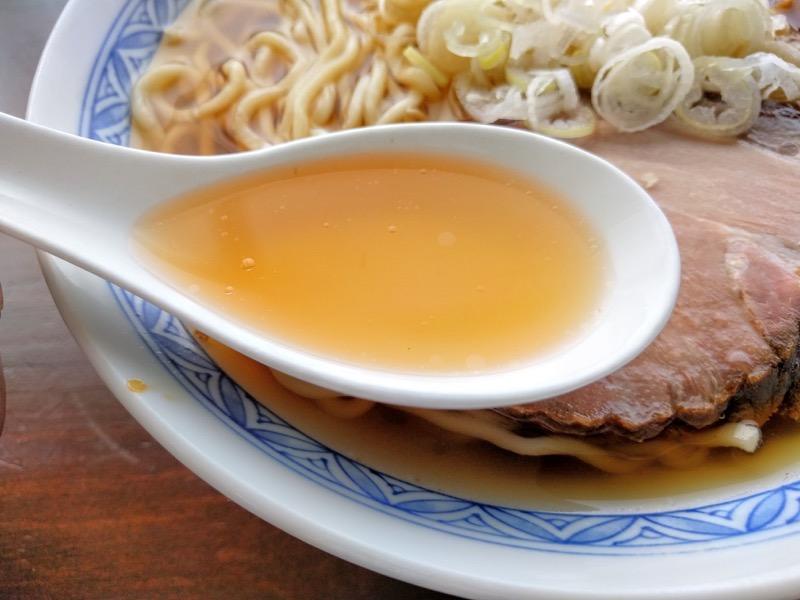 中華そば田村 スープ