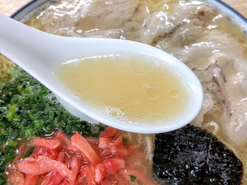 丸好食堂 スープ