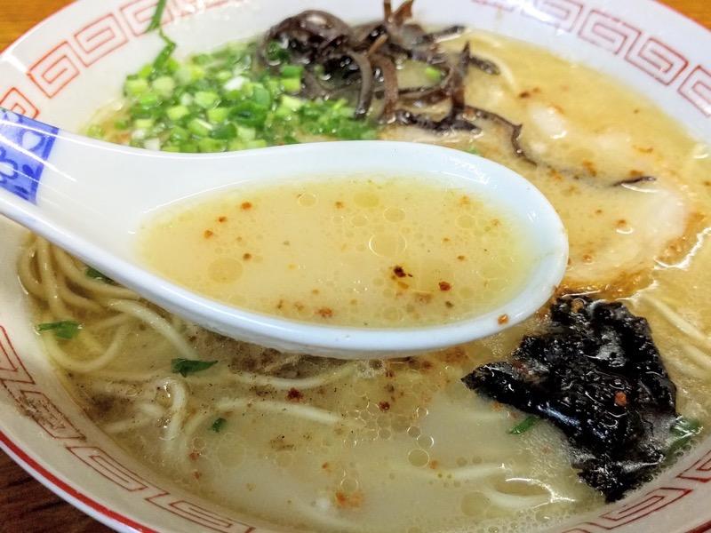 埼陽軒 スープ