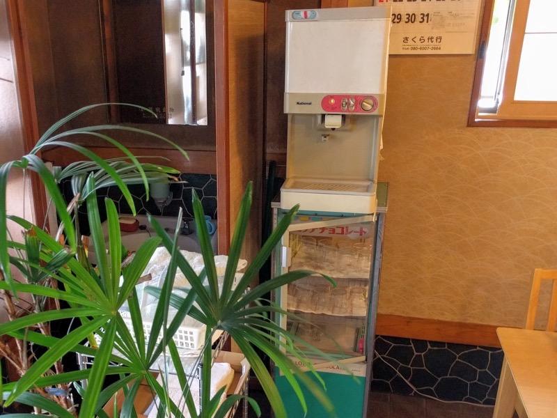 丸竹食堂 ウォーターサーバー1