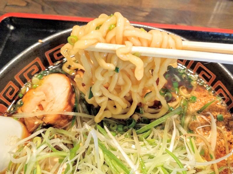 麺辰 リフトアップ