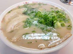 ひろせ食堂|福岡県久留米市|ラーメン焼きめしセット