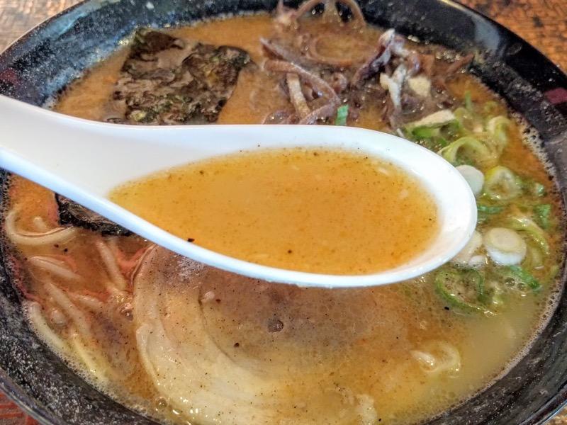 いがぐり苑 スープ