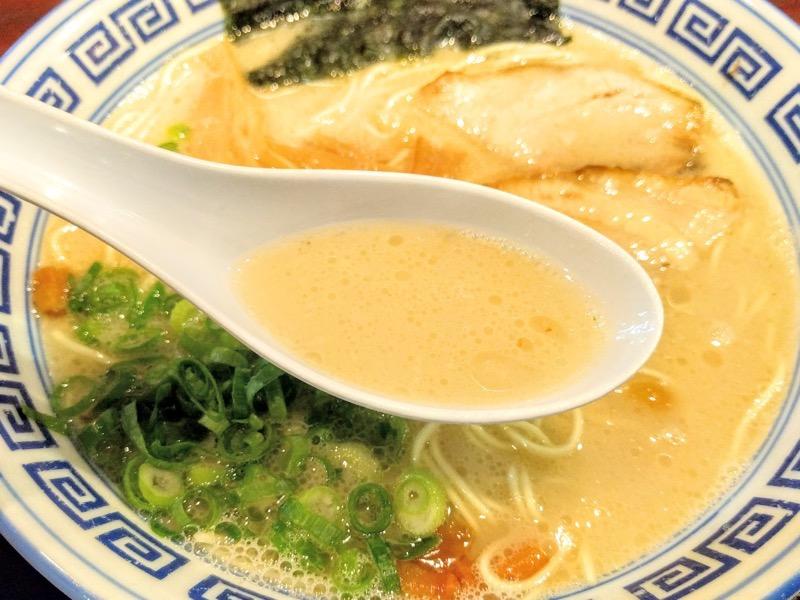 清陽軒本店 スープ