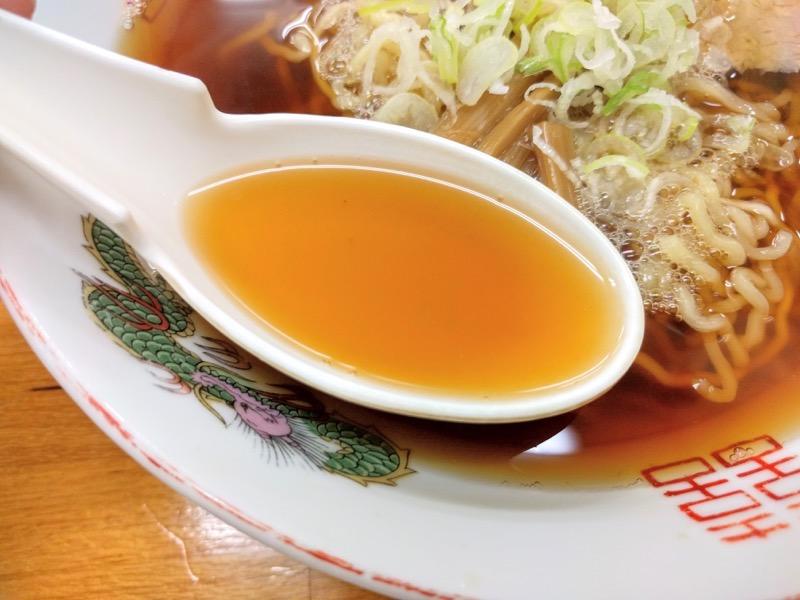くどうラーメン スープ