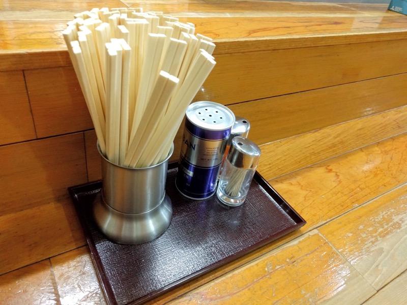 味の札幌浅利 調味料