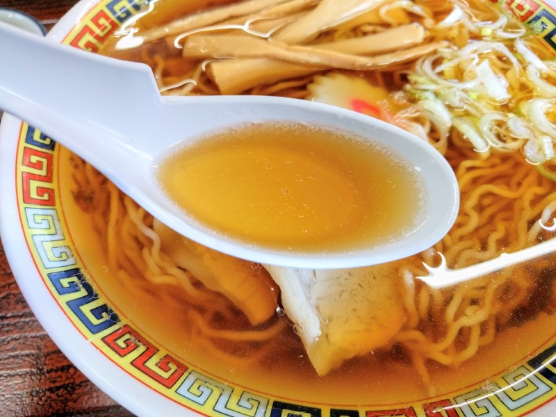 かまた食堂 スープ