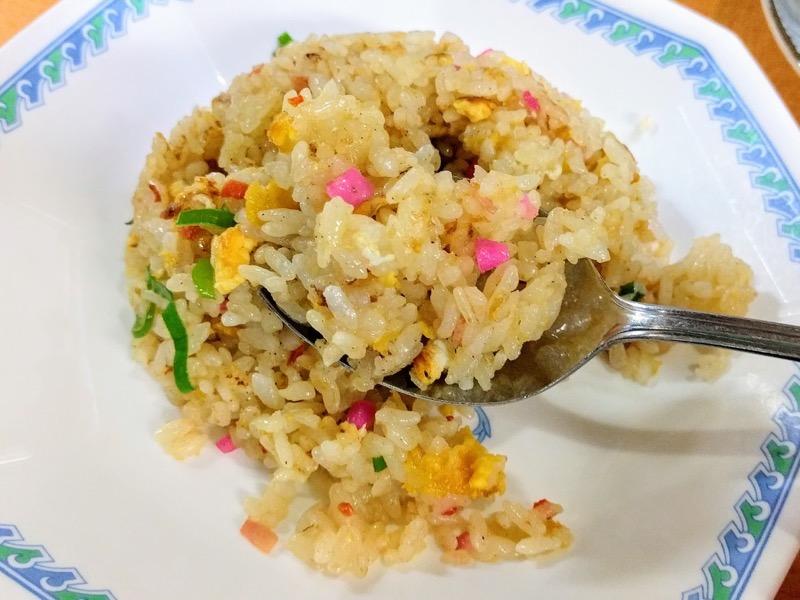 赤のれん和亭 18半炒飯リフトアップ
