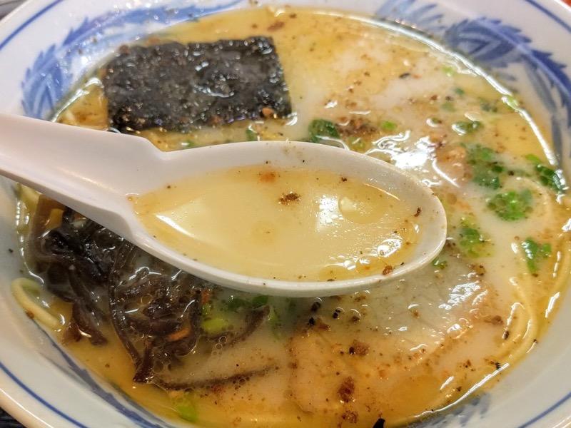 こむらさき上通中央店 22スープ
