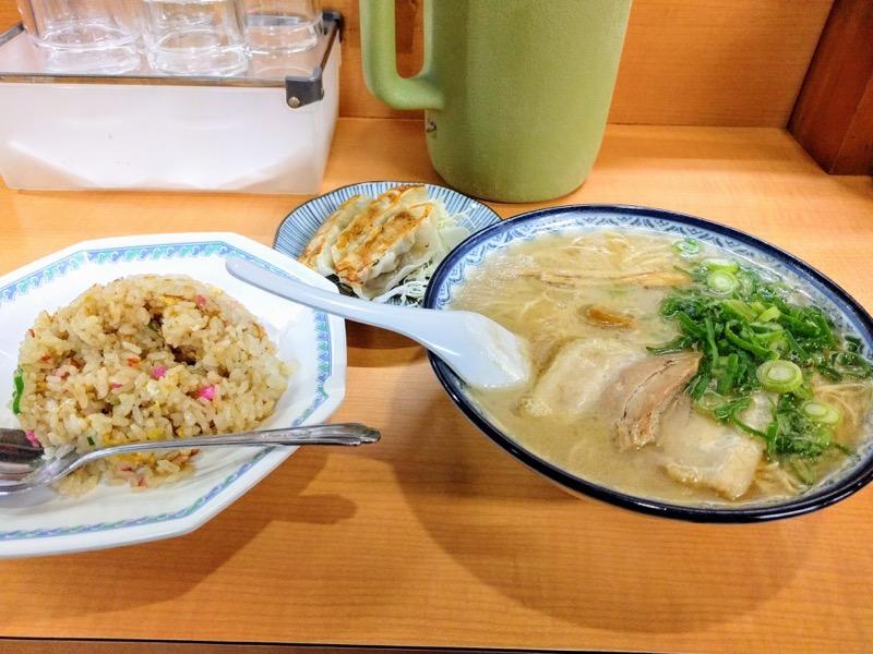 赤のれん和亭 10ラーメン定食