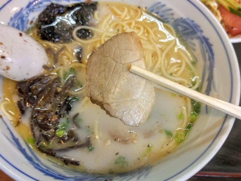 こむらさき上通中央店 24チャーシュー