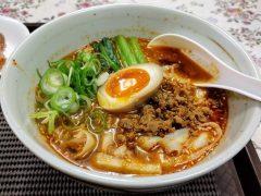 釜聖 麺屋−担々麺