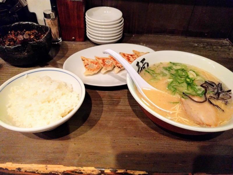 博多麺屋た組 12餃子セット
