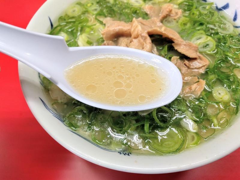 元祖ラーメン長浜家 中洲 家2 10スープ