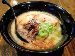 麺屋 おか田−玉名ラーメン