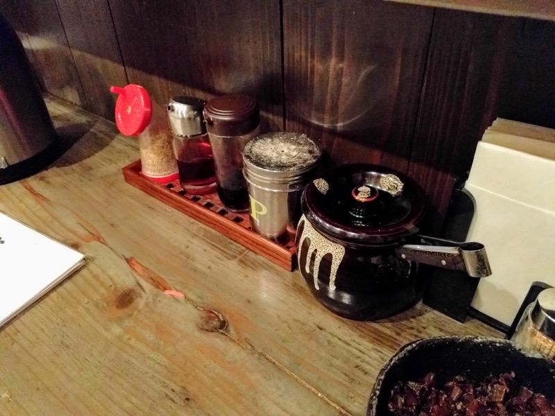 博多麺屋た組 09調味料