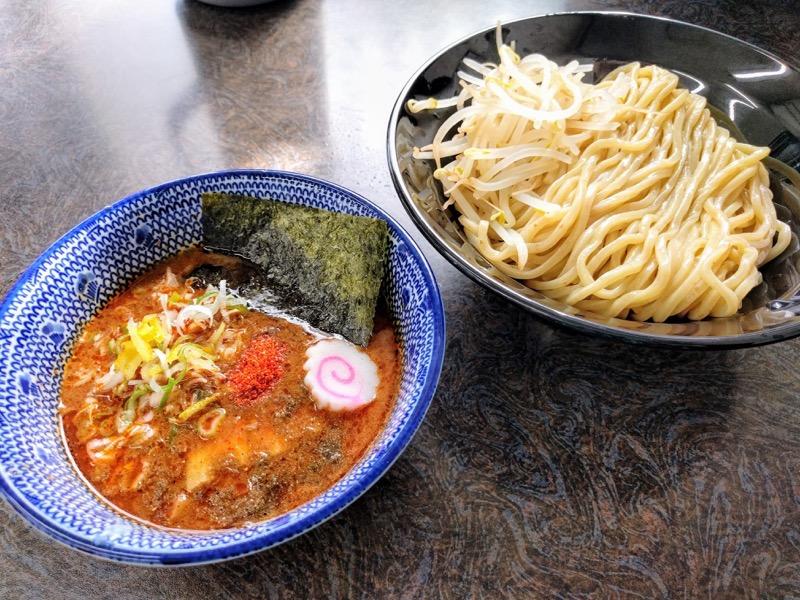 サキマサ 13辛つけ麺