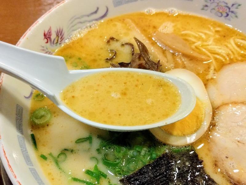 山水亭 11スープ