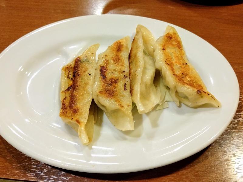 山水亭 15餃子