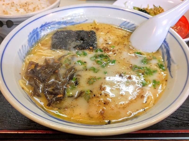 こむらさき上通中央店 21ラーメン