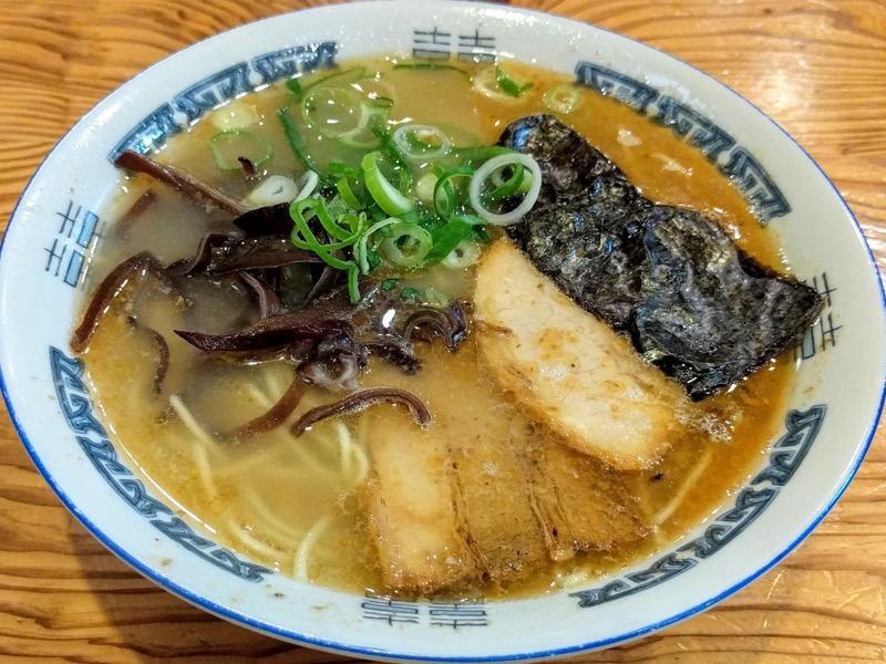 来々軒|熊本県玉名市|ラーメン