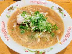 道麺−中華そば