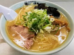 寳龍 総本店−味噌ラーメン黒帯