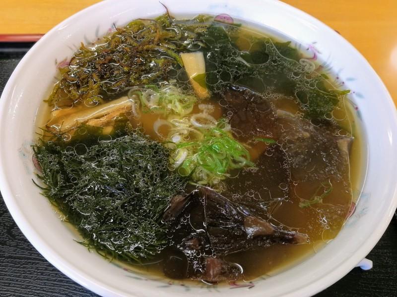 12利尻海藻ラーメン