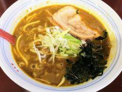 じぇんとる麺 中島店−カレーラーメン