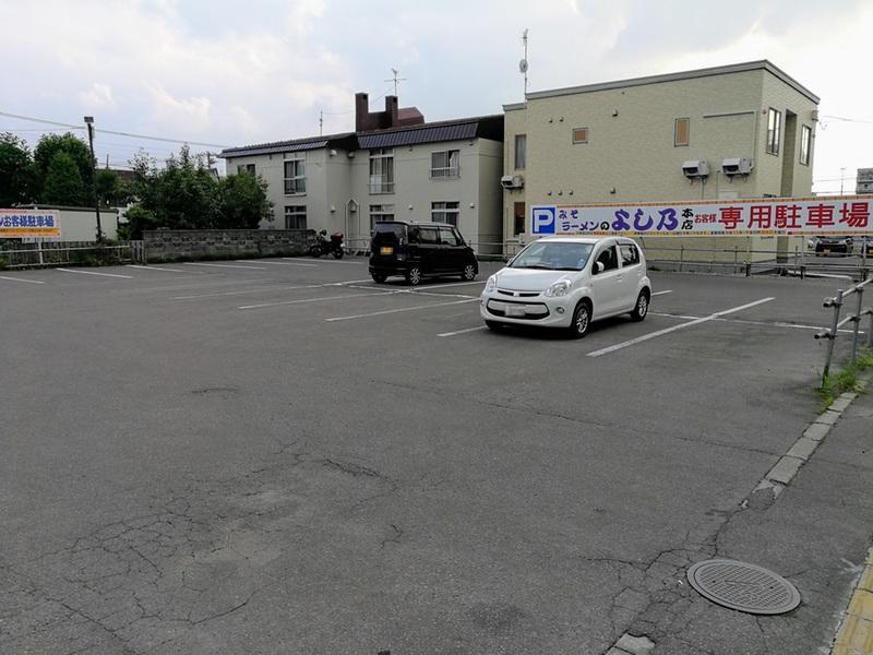 04駐車場