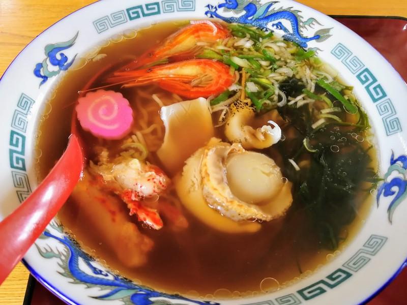 09海鮮ラーメン